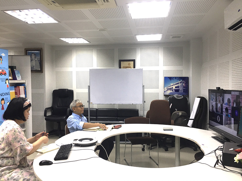 APCD provided inputs on preparation of regional event on Celebration of World Autism Awareness Day (WAAD) 2021 by AAN meeting on virtual platforms.