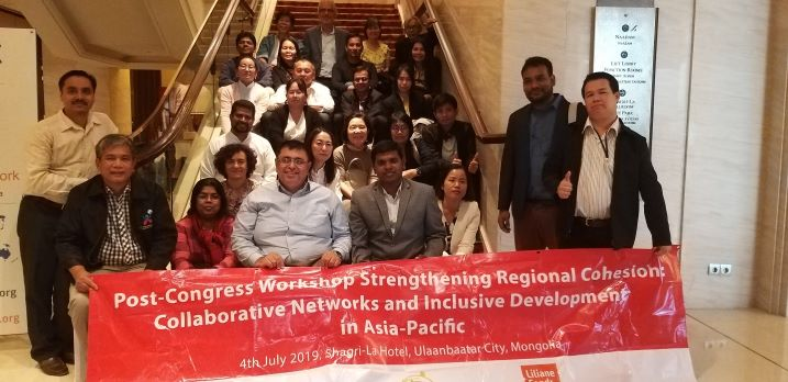 Community-based  Rehabilitation Asia-Pacific Network