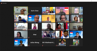 Thirty (30) participants from the autism community in ASEAN countries and Japan, including representatives from ASEAN Secretariat, Social Development Division-ESCAP, AAN Executive Board Members, AAN associated member, LSCAA, and APCD joined the first Virtual Congress.